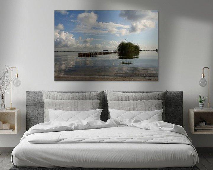 Beispiel: Slotermeer Friesland von Fotografie Sybrandy