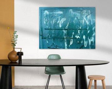 Urban Abstract 78 van MoArt (Maurice Heuts)
