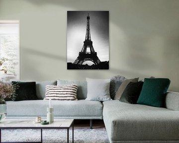 Eiffeltoren by night von Didden Art