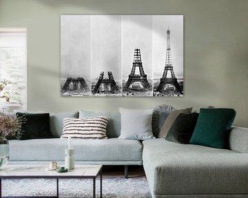 Eiffeltoren  von Didden Art