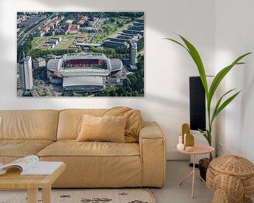 FC Utrecht stadion Galgenwaard van De Utrechtse Internet Courant (DUIC)