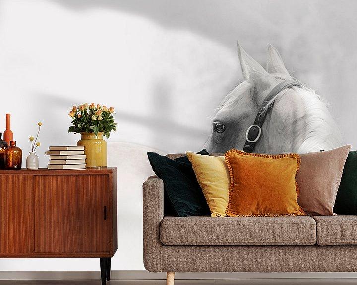Impression: cheval abstract sur Studio Nooks