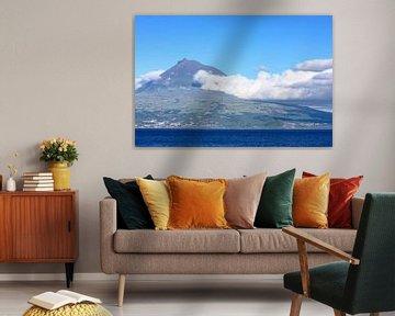 Pico Vulkan Azoren