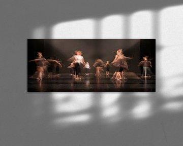 Dansexpressie 3 van Wim Roebroek
