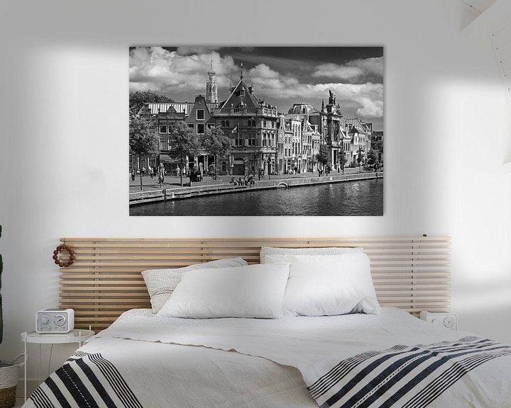 Sfeerimpressie: Oud Haarlem van Anton de Zeeuw