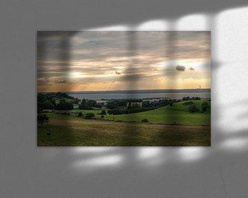 Nuages Avec Les Rayons Du Soleil sur Melvin Fotografie