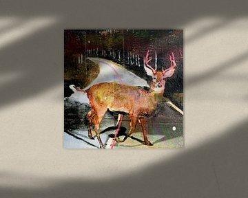 Deer von Studio Blomm