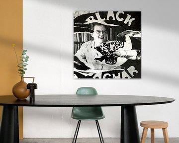 Black jaguar von Studio Blomm