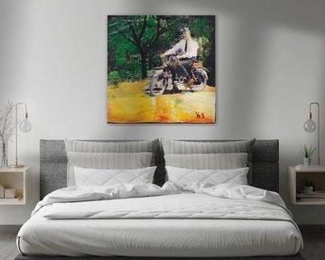 Motorcycle von Studio Blomm