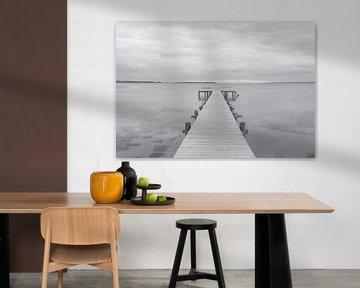 Steiger In Denemarken van Melvin Fotografie