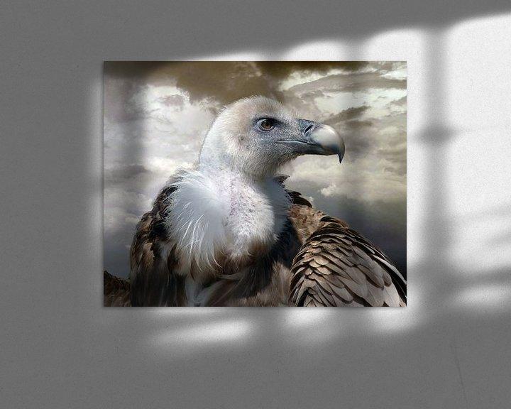 Sfeerimpressie: Roofvogel Vale Gier van Gonnie van Hove