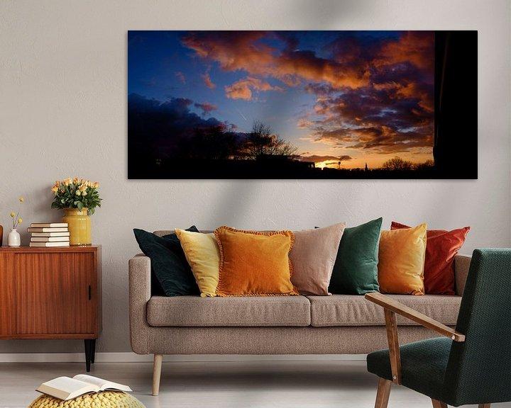 Impression: Amersfoort sunset sur Sjoerd Mouissie