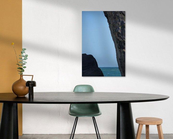 Beispiel: Rocky Indian Ocean Coast von Tina Hartung