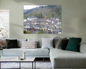 Bouillon, dorp in België van Mirjam van Ginkel