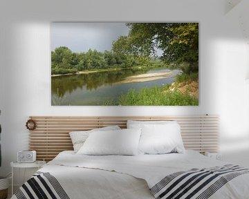 RIVER IN FRANCE SUMMER van Ivanovic Arndts