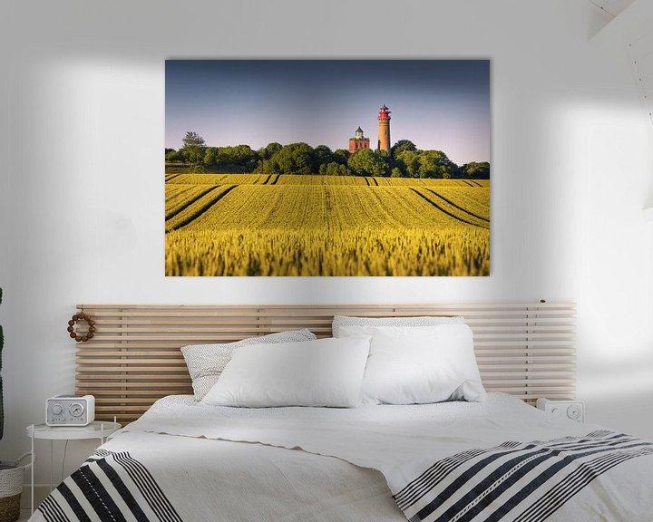 Sfeerimpressie: Lighthouses Kap Arkona (Putgarten) van Dirk Wiemer