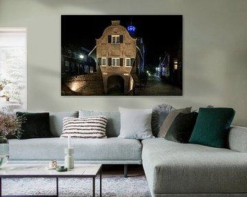 Vestingstadje Nieuwpoort (ZH), Stadhuis van Kees van der Rest