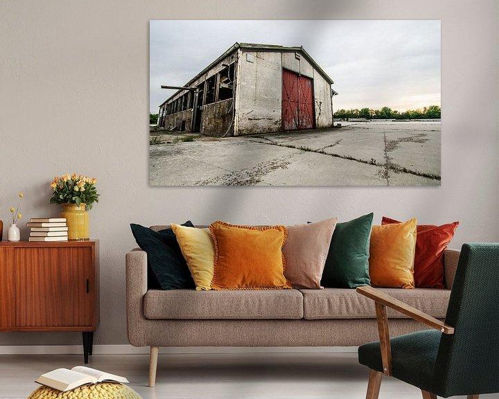 Beispiel: Voormalig betonfabriek Spaansen te Harlingen. von Lisette Breur