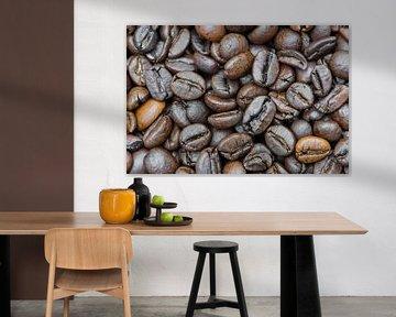 Koffiebonen van Daan Kloeg