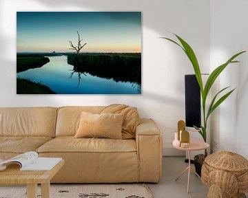Dutch Landscape Eempolder van Mark de Weger