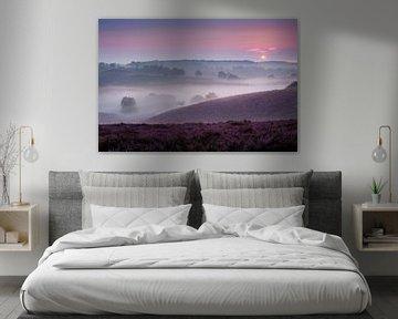 Dromerige zonsopkomst van Mario Visser