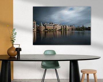Hofvijver / Binnenhof / Den Haag van Rob de Voogd / zzapback