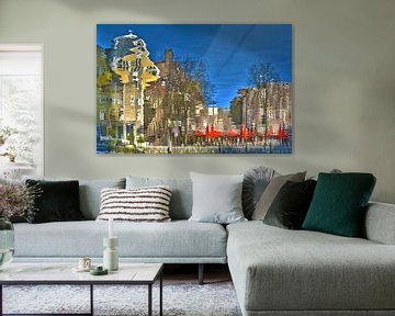 Kubuswoningen en Spaansekade, Rotterdam