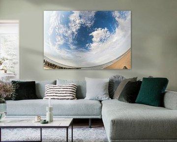 De aarde is rond von Fotografie Jeronimo