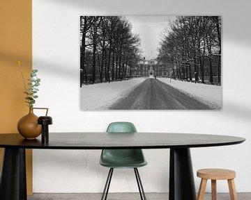 Winter's Slot Zeist van Stephan van Krimpen