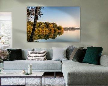 Mirror Lake sur William Mevissen