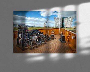 SS Nomadic boeg Belfast von MattScape Photography