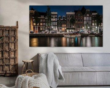 Amsterdam Nights van Scott McQuaide
