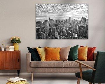 New York Skyline van MattScape Photography
