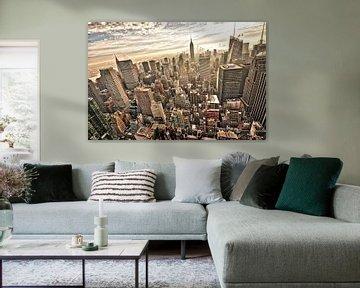 Skyline New York City von MattScape Photography