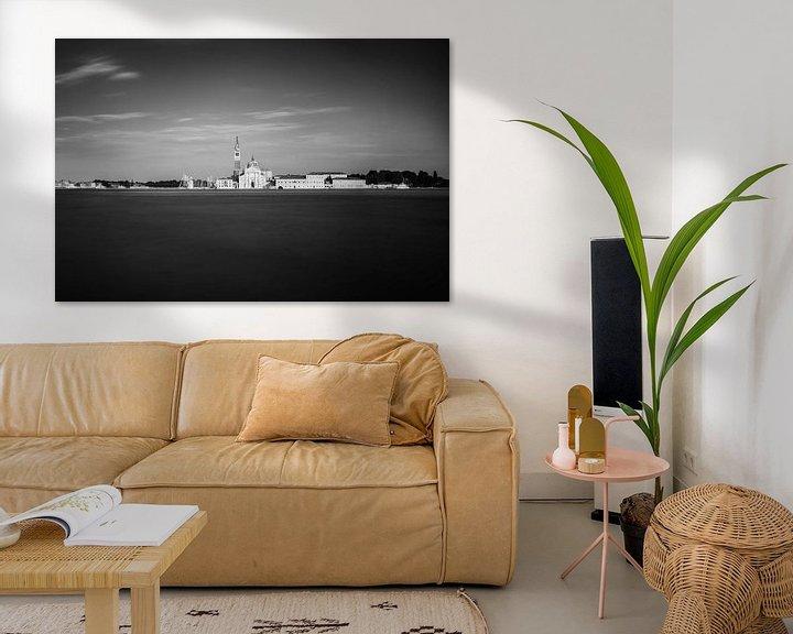 Sfeerimpressie: Venetië in zwart wit van Mirjam Boerhoop - Oudenaarden