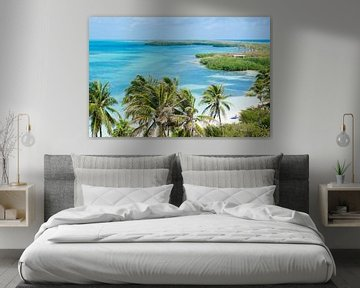 Paradijs in Mexico van Rob Bout