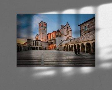 Die Päpstliche Basilika des Heiligen Franz von Assisi