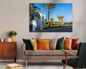 Villa met uitzicht op zee van Mark Scholten