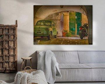 Blick durch von Frames by Frank