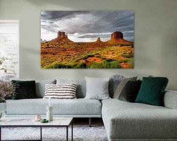 Monument Valley von Richard Reuser