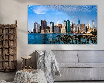 New York von Richard Reuser