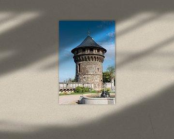 tower of castle wernigerode van Compuinfoto .