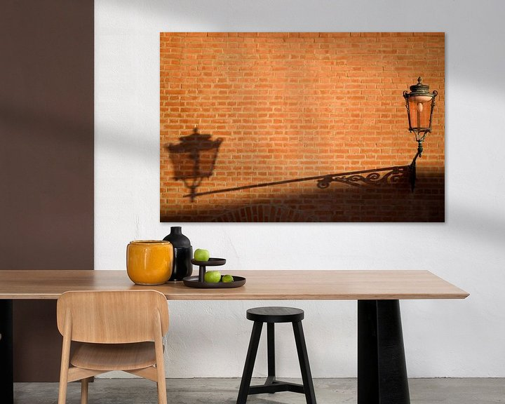 Beispiel: Schattenlampe von Andreas Müller