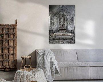 De kleine kapel von Ingrid Van Damme fotografie