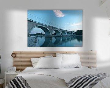 Il ponte ferroviario van Jasper van de Gein Photography