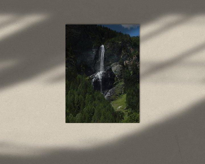 Sfeerimpressie: Jungfernsprung waterval van Jaco Verheul