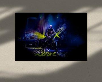 Kerry King - Slayer van Marcel Krijgsman