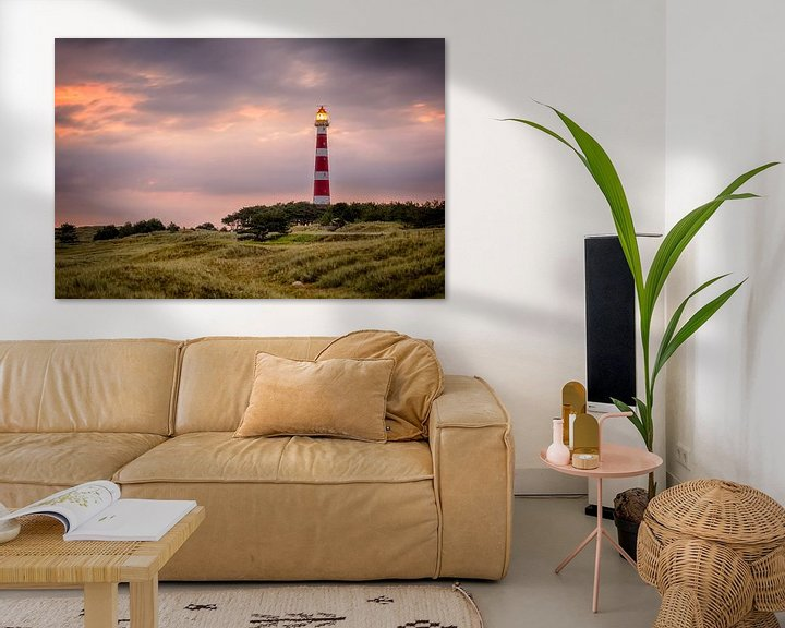 Sfeerimpressie: Ameland Sunrise van Jan Hoekstra