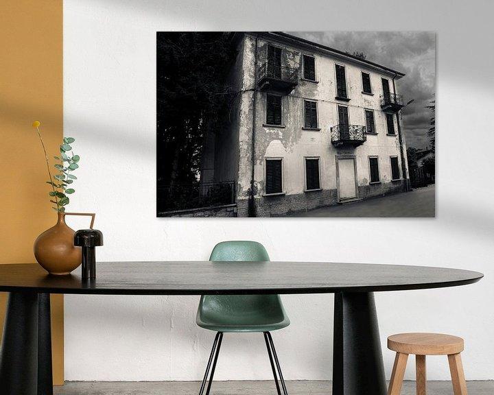 Sfeerimpressie: huis in porlezza van Rubin Versigny