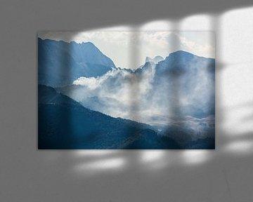 Smokey Mountains van Schipper photo